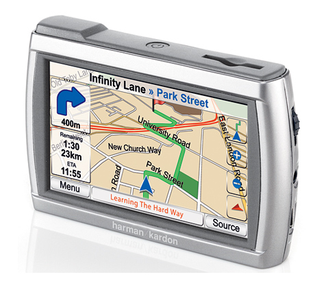 Harman Kardon multimedia navigation