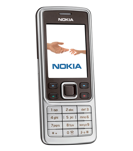 mobile phone. Nokia 6301 mobile phone