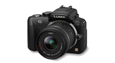 Panasonic Lumix DMC-G3 camera